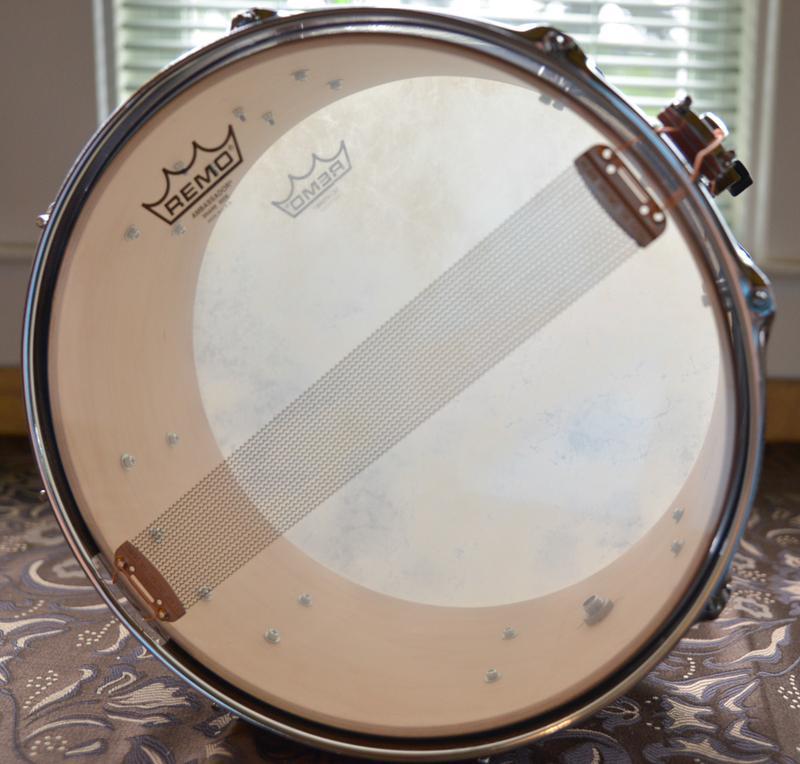 battlefield snare drum makeover. Black Bedroom Furniture Sets. Home Design Ideas
